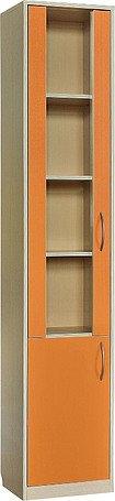 Шкаф с витриной «Милый Беби» П206.05-2
