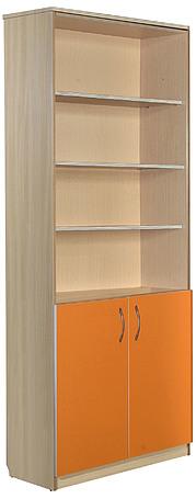 Шкаф для книг «Милый Беби» П206.11