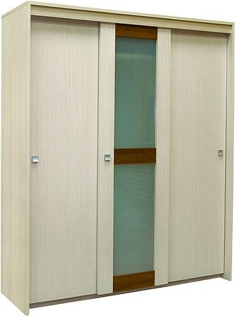 Шкаф для одежды «Квадро» П181.07