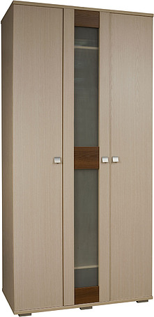 Шкаф для одежды «Квадро» П181.08