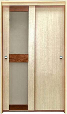 Шкаф для одежды «Квадро» П181.16