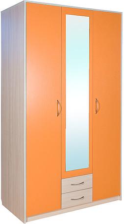 Шкаф комбинированный «Милый Беби» П206.01-1