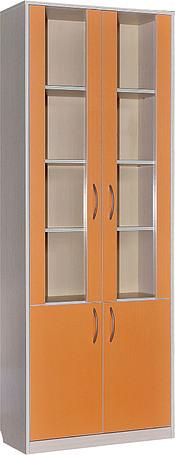 Шкаф с витриной «Милый Беби» П206.05-1
