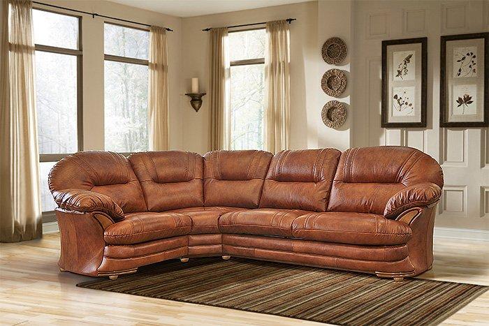 Угловой диван  производства белоруссии